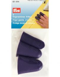 Finger Guards Silicone | Prym