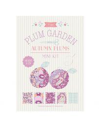 Tilda Plum Garden Mini Kit | Autumn Plums