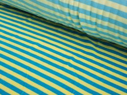 Velour Jersey Stripe | Swizzler