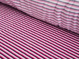 Velour Jersey Stripe   Crazy Candy