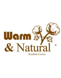 """Warm & Natural Wadding 