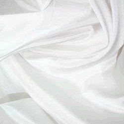 Pure Silk Fabric | Habotai | White