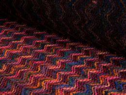 Wool Mix Design | Rich Chevron