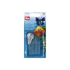 Tapestry & Chenille Needle Assortment With Threader | Prym
