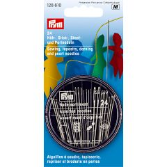Sewing, Tapestry, Darning & Pearl/Beading Needle Assortment | Prym