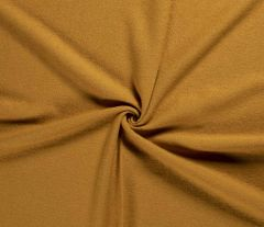 Boiled Wool Fabric | Ochre