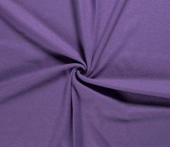 Boiled Wool Fabric | Purple