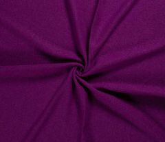 Boiled Wool Fabric | Magenta