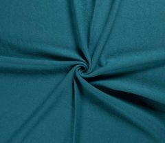 Boiled Wool Fabric | Aqua Green