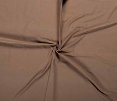 Plain Cotton Rich Jersey | Mid Brown