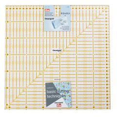 Omnigrid Universal Ruler   cm Scale   31.5 x 31.5 cm