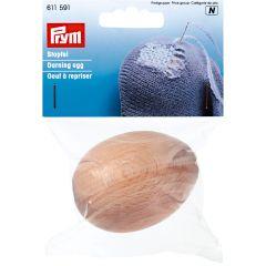 Darning Egg, Natural | Prym