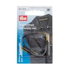 Coat Hanging Loop, Imt Leather   Prym