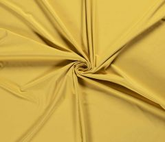 Soft Shell Fleece Fabric Plain | Ochre