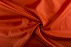 Bremsilk Polyester Lining Fabric | Brick