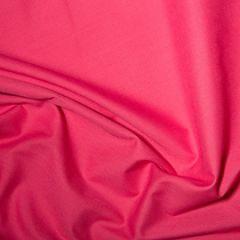 Classic Polycotton Fabric | Cerise