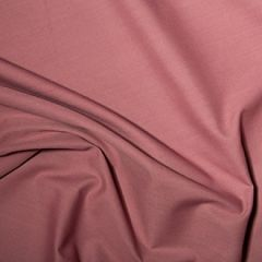 Classic Polycotton Fabric | Dusky Pink
