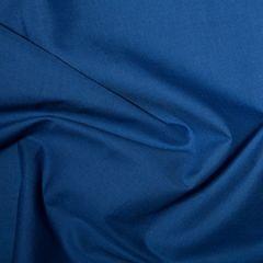 Classic Polycotton Fabric   Royal