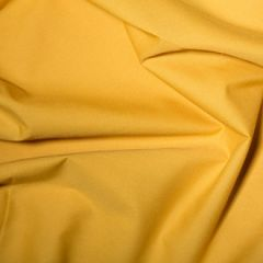 Classic Polycotton Fabric | Mustard