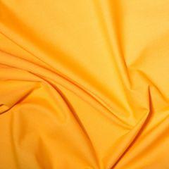 Classic Polycotton Fabric | Orange