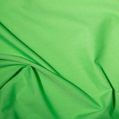 Classic Polycotton Fabric   Lime