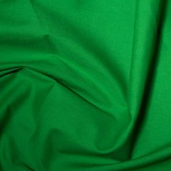 Classic Polycotton Fabric   Emerald