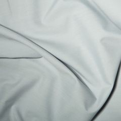 Classic Polycotton Fabric   Light Grey