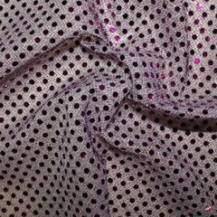 Sequin Fabric 3mm | Purple