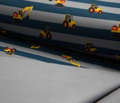 Soft Shell Fleece Fabric | Construction Petrel