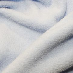Micro Fleece Plain Fabric | Blue