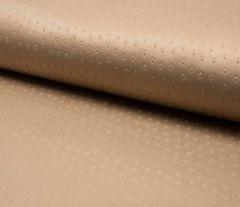 Suede Fabric 3D Embossed   Beige
