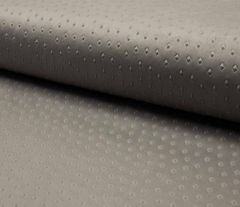 Suede Fabric 3D Embossed   Light Taupe