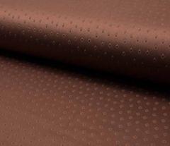 Suede Fabric 3D Embossed   Mature Cognac