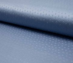 Suede Fabric 3D Embossed   Sky Blue