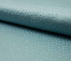 Suede Fabric 3D Embossed   Dark Mint