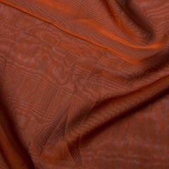 Chiffon Dress Fabric - Cationic | Copper