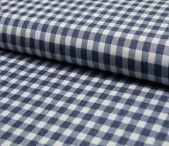 Denim Fabric | Mid Check Dark Jeans