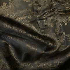Paisley Jacquard lining Fabric | Colour 15