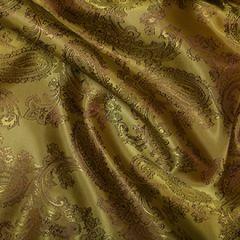 Paisley Jacquard lining Fabric | Colour 20