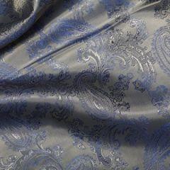 Paisley Jacquard lining Fabric | Colour 23