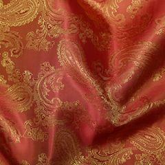 Paisley Jacquard lining Fabric | Colour 24