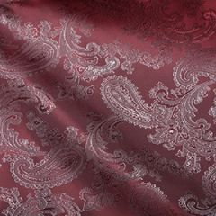 Paisley Jacquard lining Fabric | Colour 26