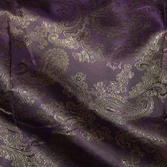 Paisley Jacquard lining Fabric | Colour 27