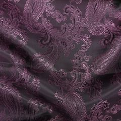Paisley Jacquard lining Fabric | Colour 28