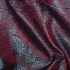 Paisley Jacquard lining Fabric | Colour 29
