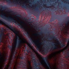 Paisley Jacquard lining Fabric | Colour 30