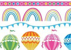 Stuart Hillard's Hot Air Balloon   Balloons & Rainbows