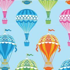 Stuart Hillard's Hot Air Balloon   Multi Balloons