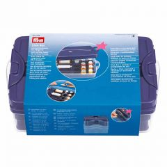 Click Box | Click Box With Sorting Insert For Sewing Threads | Prym