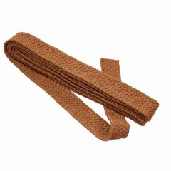 Strap For Bags 40mm x 3m Card | Beige Braided